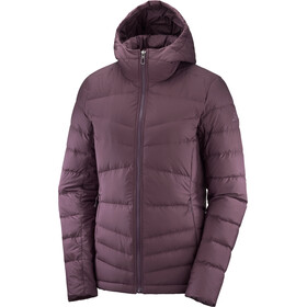 Salomon Transition Chaqueta Plumas Mujer, wine tasting